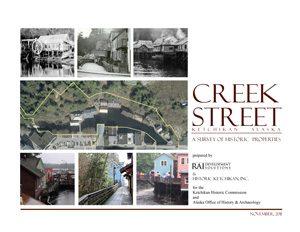 Creek Street Survey